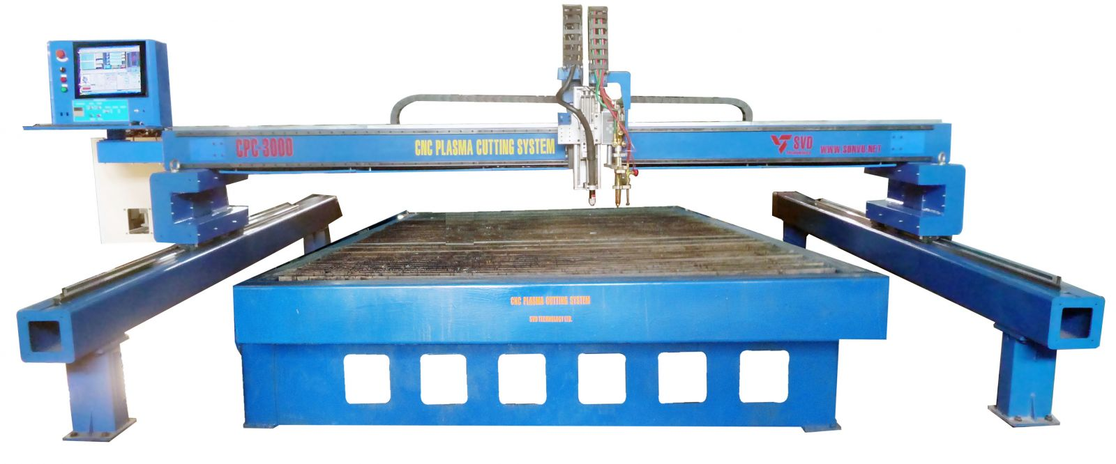 May cat plasma cnc CPC-3000 x 8000
